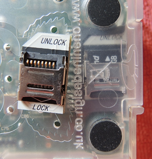 SD-Card Adapter